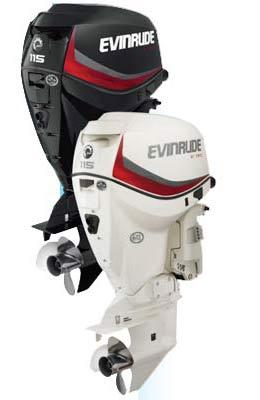 Evinrude Etec 115 HP  For Sale | Buy BRP Boat Motor
