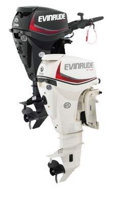 BRP Evinrude Etec 25-hp