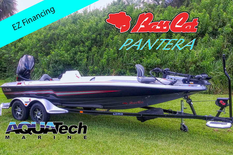2019 Bass Cat Pantera Classic For Sale - Bass Fishing Boats