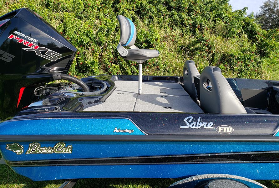 2019 Bass Cat Sabre FTD For Sale - Buy Bass Cat Sabre FTD