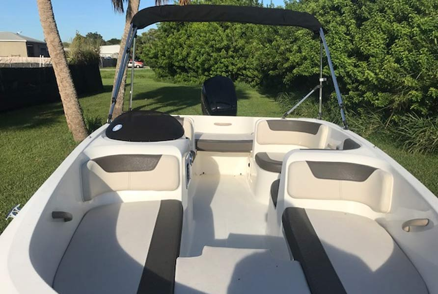 2019 Bayliner Element E16