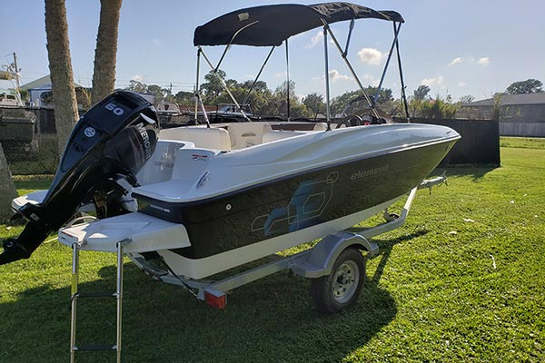 2019 Bayliner Element E16 For Sale