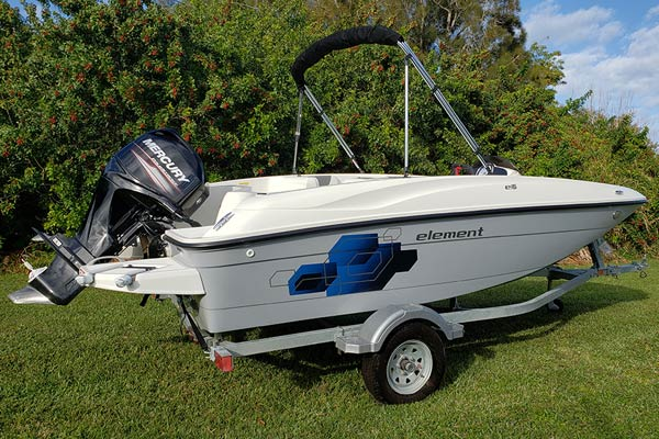 2019 Bayliner E16 With Radio For Sale