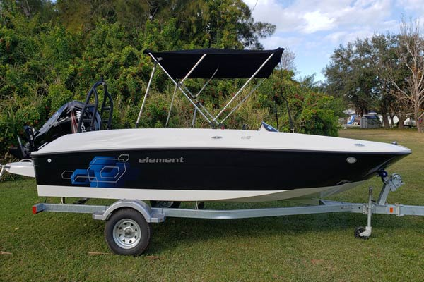 2019 Bayliner E18 With Skibar For Sale