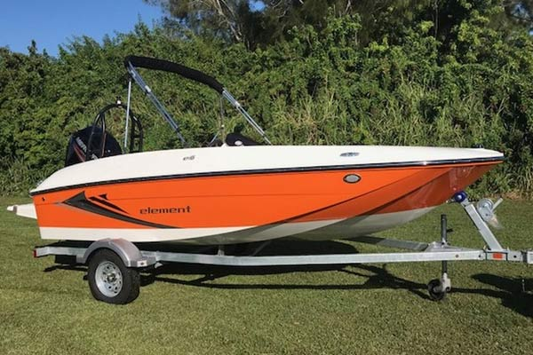 2019 Bayliner E16 For Sale