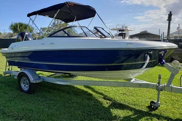2019 Bayliner VR4 For Sale
