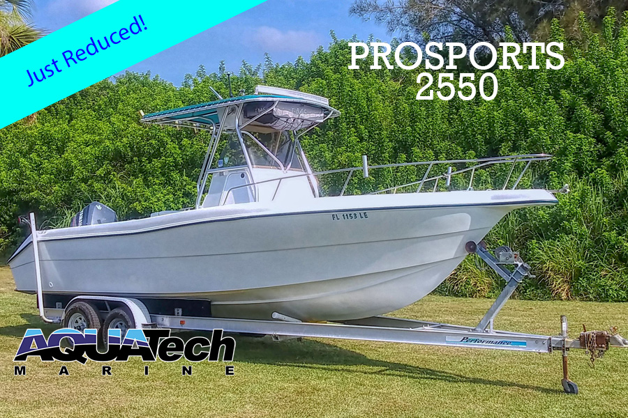 2000 Pro Sports 2550 For Sale