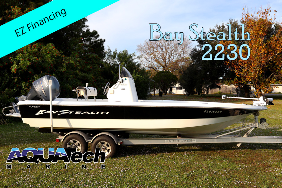 2005 Bay Stealth 2230