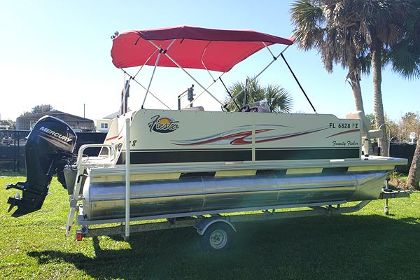 2016 Fiesta Family Fisher Deluxe For Sale