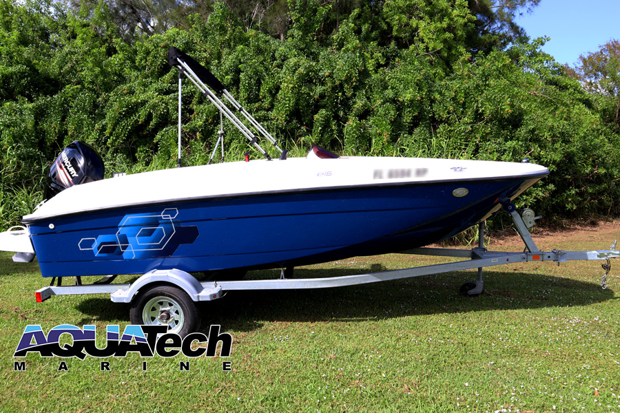 2018 Bayliner Element E16 For Sale