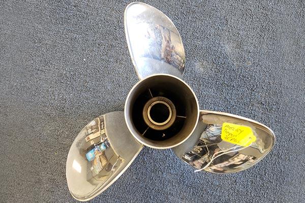 Pre-Owned Boat Parts - Propellers, Trolling Motors   Aqua Tech