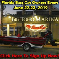 Bass Cat Owners Event