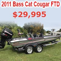 2011 Cougar FTD For Sale