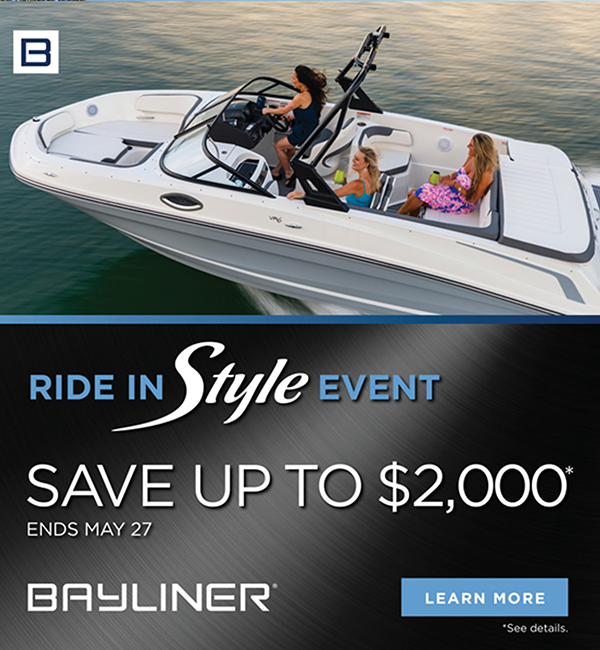 Bayliner Ride in Style Event