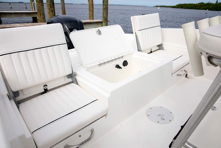 Bayliner Element F21 Center Consol Boat