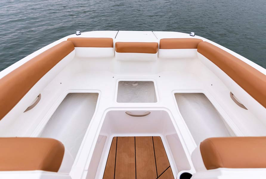 Bayliner DX2000 Deck Boat - Buy A New Bayliner DX2000 Today!