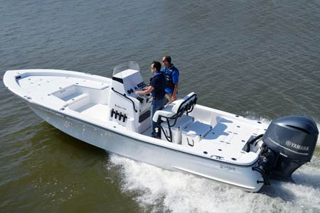 BlackJack 256 Boat
