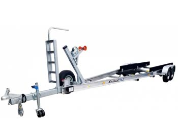 Australian Aluminum Magic Tilt Boat Trailer