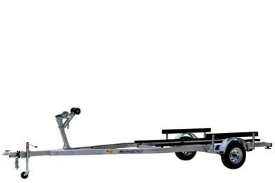 SKT Series Aluminum Magic Tilt Boat Trailer